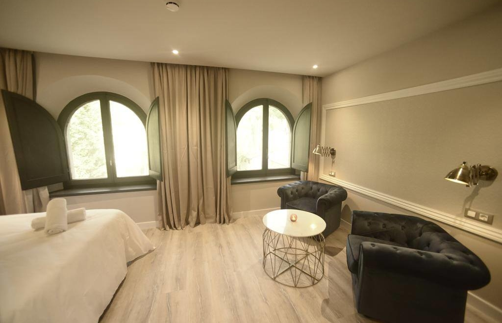 Suite hotel